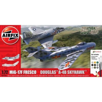 DOGFIGHT DOUBLE VIETNAM -1/72- Airfix A50185