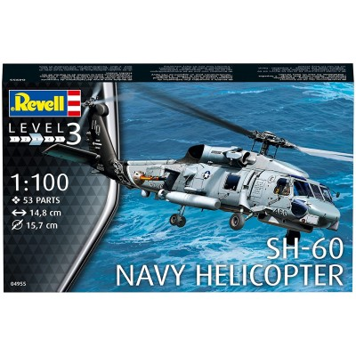 SIKORSKY SH-60 SEAHAWK -Escala 1/100 - REVELL 04955