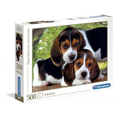 PUZZLE 500 PZS JUNTOS CLEMENTONI 30289