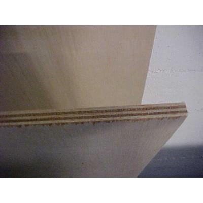TABLERO DE CONTRACHAPADO ABEDUL (4 x 300 x 600 mm)
