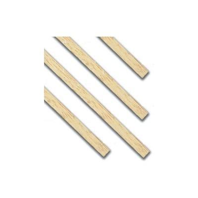 LISTON TILO RECTANGULAR 1 x 8 x 1000 mm (6 unids)