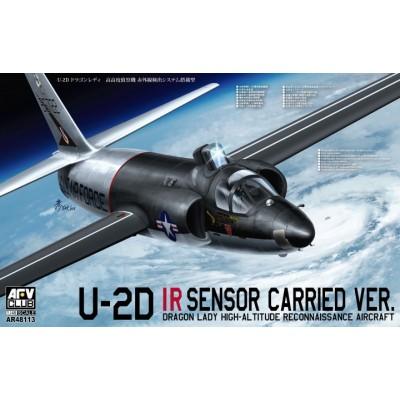 LOCKHEED U-2 D & SENSOR IR -Escala 1/48- AFV Club AR48113