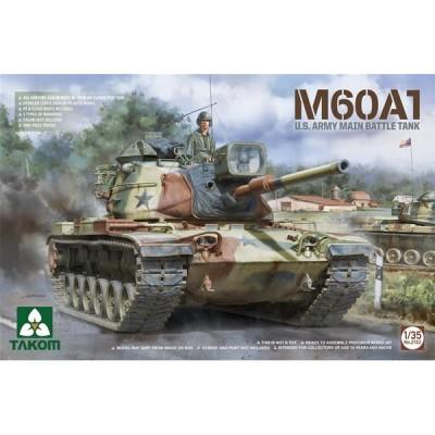 CARRO DE COMBATE M-60 A1 - ESCALA 1/35 - TAKOM 2132