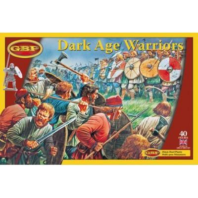 DARK AGE WARRIORS (40 miniaturas) escala 1/56 (28 mm ) GRIPPEN BEAST 003