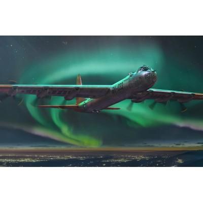 CONVAIR B-36 PEACEMAKER (Early) -Escala 1/144- Roden 347
