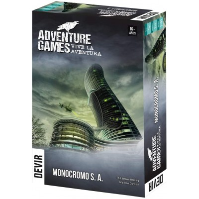 ADVENTURE GAMES MONOCROMO SA - DEVIR