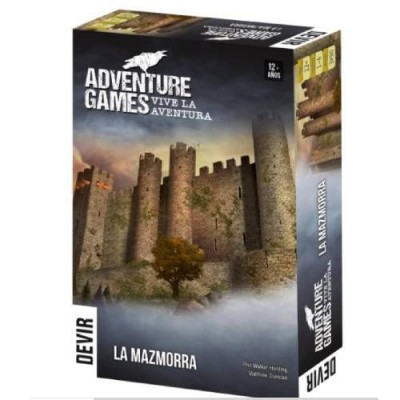 ADVENTURE GAMES LA MAZMORRA - DEVIR