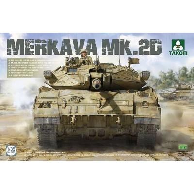 CARRO DE COMBATE MERKAVA Mk.2D -Escala 1/35-Takom 2133