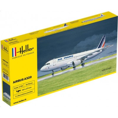 AIRBUS A320 1/125