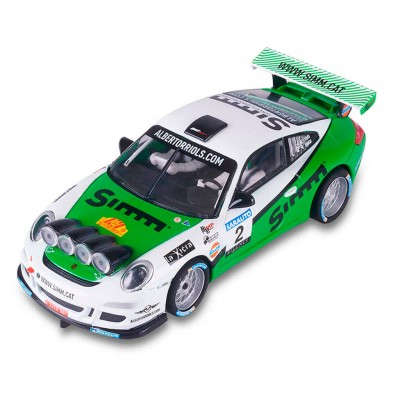 "ADVANCE PORSCHE 911 RALLY ""ORRIOLS"" - SCALEXTRIC 10332"