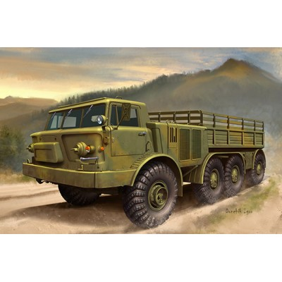 CAMION ZIL-135 -Escala 1/35- Trumpeter 01073