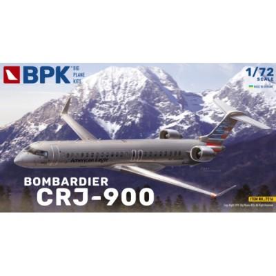 BOMBARDIER CRJ-900 -Escala 1/72- BIG PLANES KITS 7216