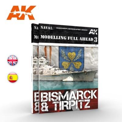 MODELLING FULL AHEAD 03 (Castellano) - AK Interactive AK250