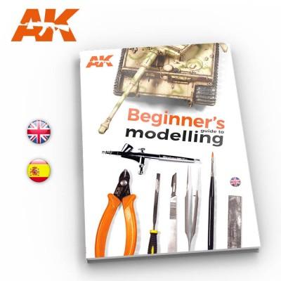 GUI DE MODELISMO PARA PRINCIPIANTES (Castellano) - AK Interactive AK252