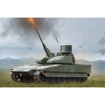 CARRO ANTI-AEREO LvKv-90 C -Escala 1/35- Hobby Boss 84508