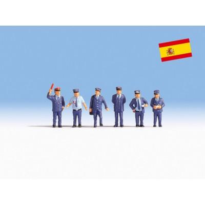 SET FERROVIARIOS ESPAÑOLES HO