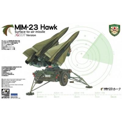LANZADOR MISILES MIM-23 HAWK - ESCALA 1/35 -AFV 35310