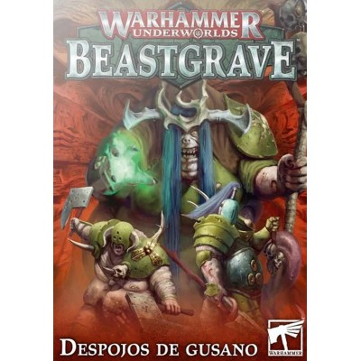 BEASTGRAVE DESPOJOS DE GUSANO - GAMES WORKSHOP 110-81-03