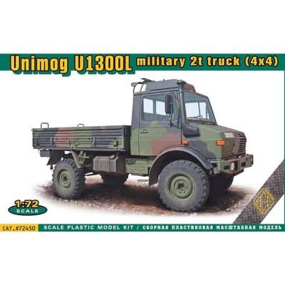 CAMION MERCEDES U1300I UNIMOG -Escala 1/72- ACE Model 72450