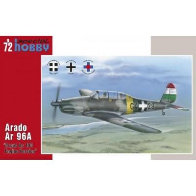 """ARADO AR-96 A """"Argus As10C"""" -Escala 1/72- Special Hobby SH72325"""