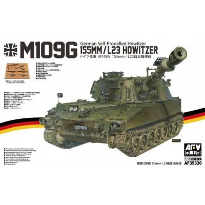 OBUS AUTOPROPULSADO M-109 G (155 mm / L23) -Escala 1/35- AFV Club AF35330