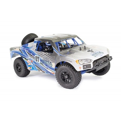 COCHE RC ESCALA 1/10 TORRO TROPHY MONSTER ELECTRICO BRUSHED