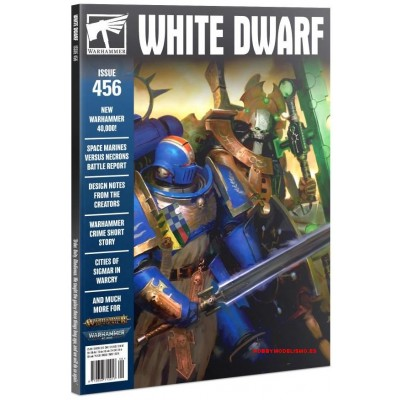 REVISTA WHITE DWARF 456 (EN INGLES)