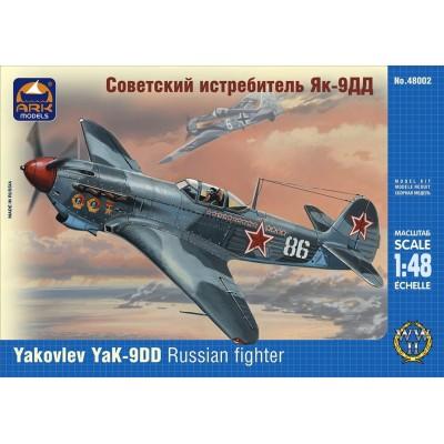 YAKOVLEV YAK-9 DD -Escala 1/48- ARK 48002