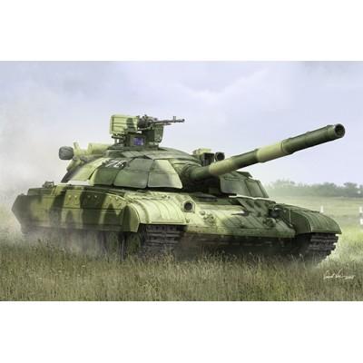 CARRO DE COMBATE T-64 BM (UKRANIA) -Escala 1/35- Trumpeter 09592