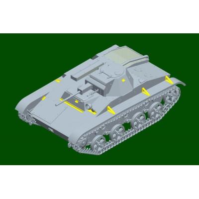 CARRO DE COMBATE T-60 -Escala 1/35- HOBBY BOSS 84555