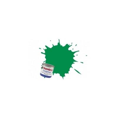 PINTURA ESMALTE VERDE ESMERALDA BRILLANTE (14 ml)