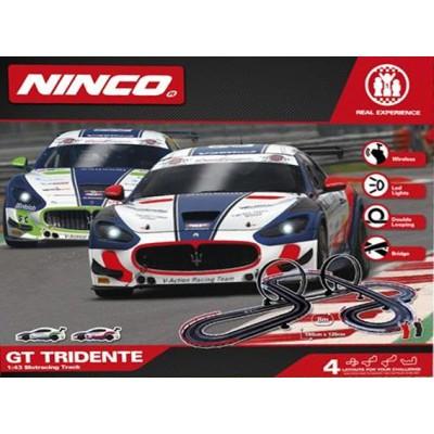 CIRCUITO GT TRIDENTE - SLOT 1/43 - NINCO 91016