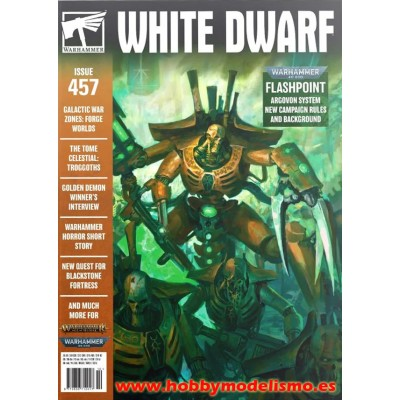 REVISTA WHITE DWARF 457 (EN INGLES)