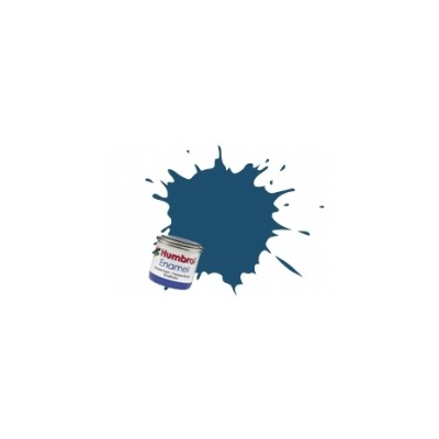 PINTURA ESMALTE AZUL OXFORD MATE (14 ml) - Humbrol 104 / AA1153