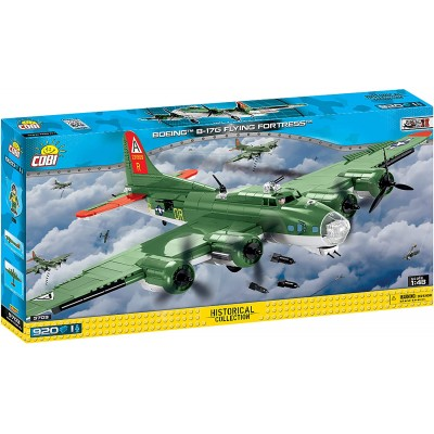 BOEING B-17 G FLYING FORTRESS (920 Pzs) -Cobi 5703