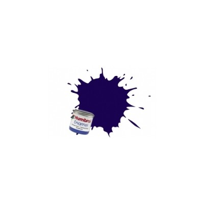 PINTURA ESMALTE PURPURA BRILLANTE (14 ml)
