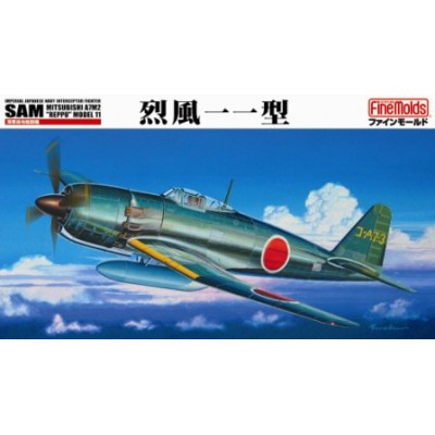 """MITSUBISHI A7M2 REPPU """"SAM"""" -Escala 1/48- Fine Molds FB-12"""