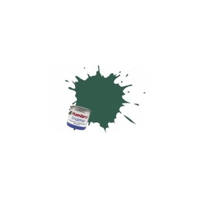 PINTURA ESMALTE VERDE OSCURO US. MATE (14 ml)