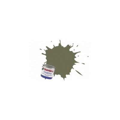 PINTURA ESMALTE VERDE INTERIOR U.S.A.F. MATE (14 ml)