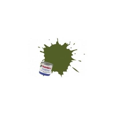 PINTURA ESMALTE VERDE BOSQUE MATE (14 ml)