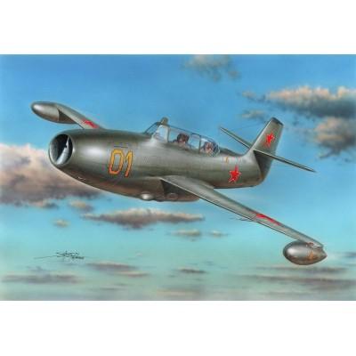 YAKOVLEV YAK-23 FLORA -Escala 1/72- Special Hobby SH72245