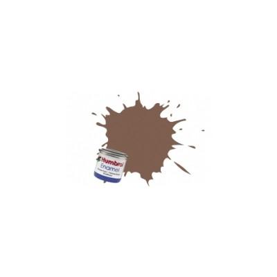 PINTURA ESMALTE MARRON MATE (14 ml)