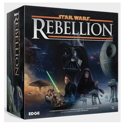 STAR WARS REBELLION - FANTASY FLIGHT GAMES