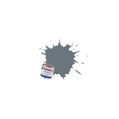 PINTURA ESMALTE GRIS MAR OSCURO R.A.F. SATINADO (14 ml)
