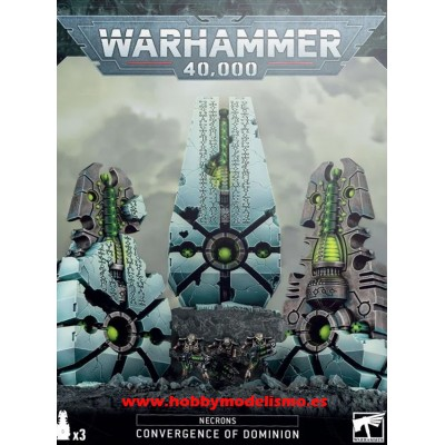 NECRONES CONVERGENCIA DE DOMINIO - GAMES WORKSHOP 49-25