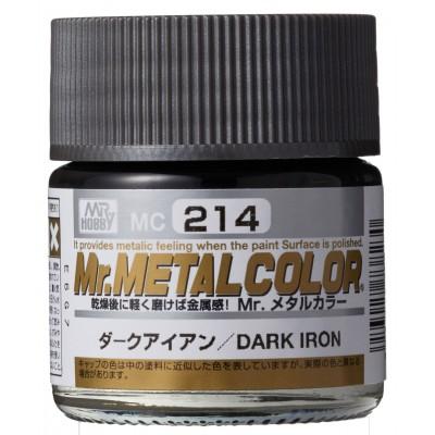 PINTURA ACRILICA METAL HIERRO OSCURO (10 ml) - Gunze Sangyo MC-214