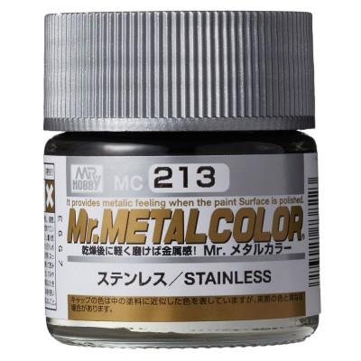 PINTURA ACRILICA METAL ACERO INOXIDABLE (10 ml)