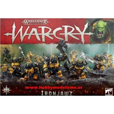 WARCRY IRONJAWZ - GAMES WORKSHOP 111-63