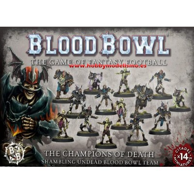 BLOOD BOWL: CHAMPIONS OF THE DEATH TEAM GAMES WORKSHOP 200-62