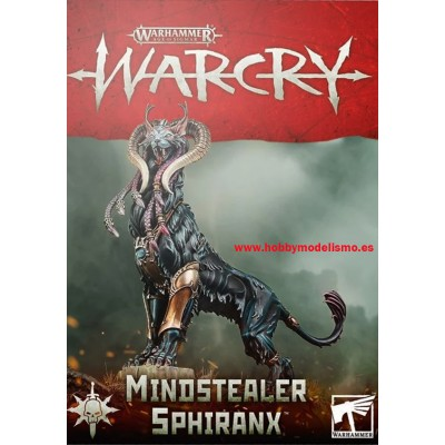 WARCRY MINDSTEALER SPHIRANX - GAMES WORKSHOP 111-37